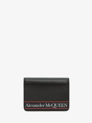 Porta Biglietti da Visita Alexander McQueen