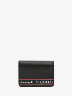 Alexander McQueen 비즈니스 카드 홀더