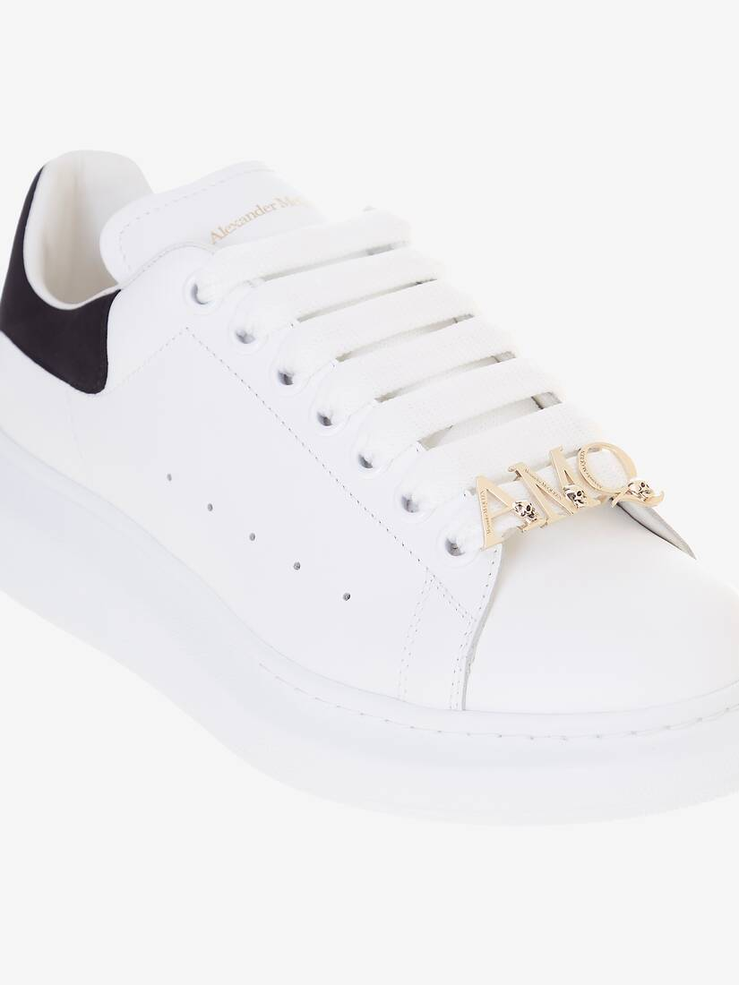 Display a large version of the product image 3 - Alphabet Sneaker Charm