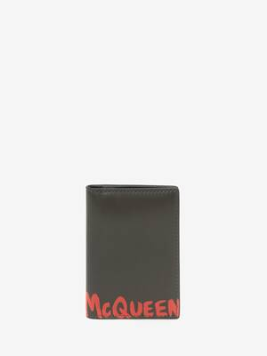 McQueen Graffiti Pocket Organiser