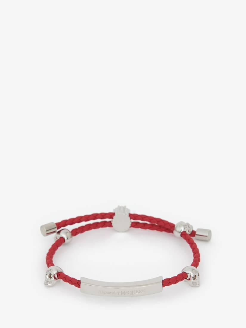 Afficher une grande image du produit 2 - Skull Friendship Bracelet