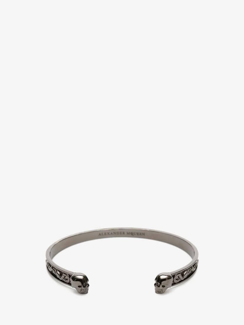 Twin Skull Bracelet