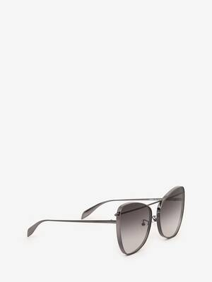 Piercing Butterfly Sunglasses