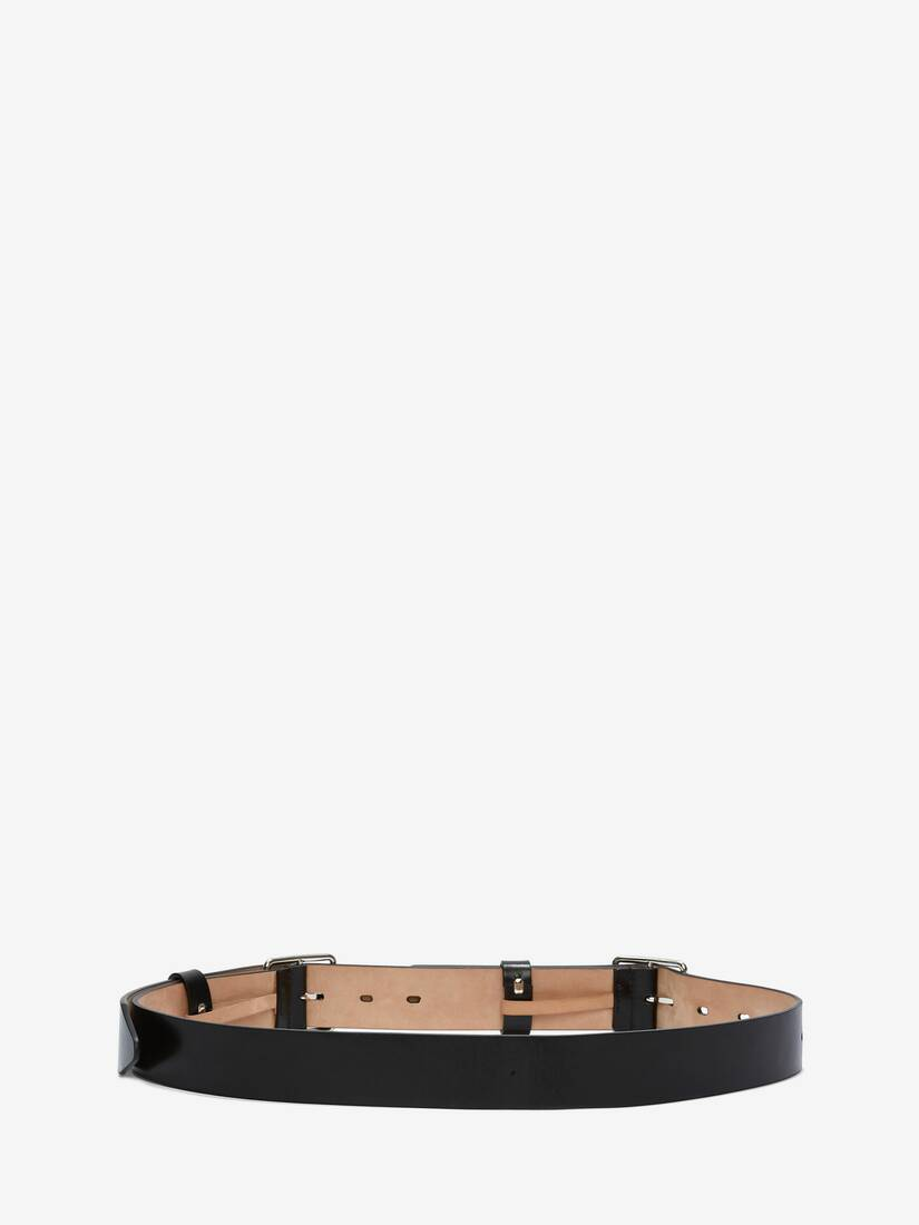 Display a large version of the product image 2 - Double Buckle Belt