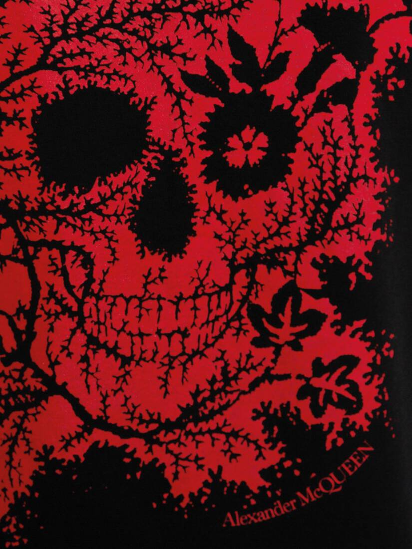 Display a large version of the product image 5 - Ivy Skull T-Shirt