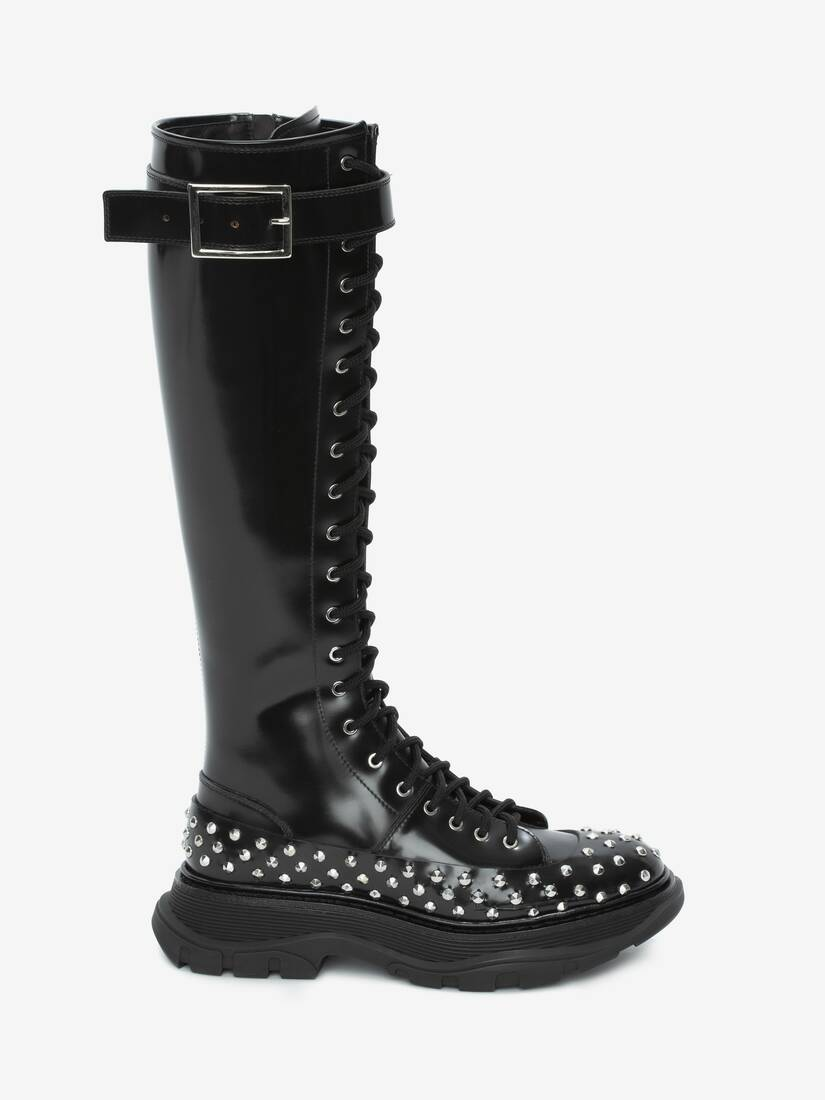 Display a large version of the product image 1 - Tread Lace Up Boot
