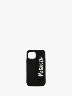 McQueen Graffiti iPhone 12 Pro Case