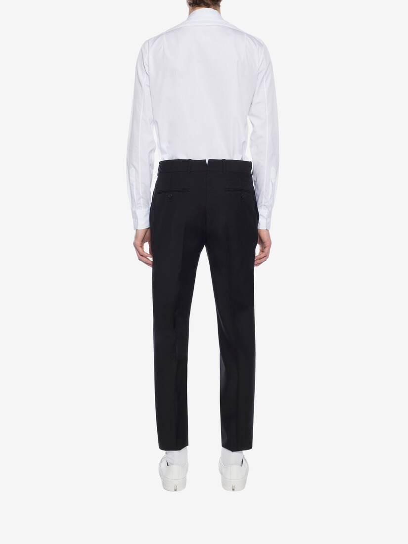 Display a large version of the product image 4 - Pantaloni Sartoriali Aderenti