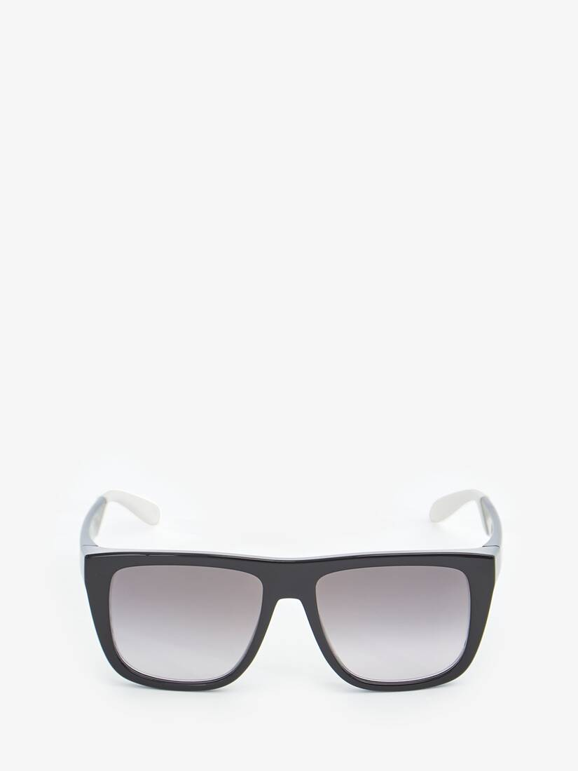 Display a large version of the product image 1 - Court Rectangular Sunglasses