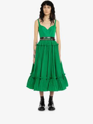 Sweetheart Midi Dress
