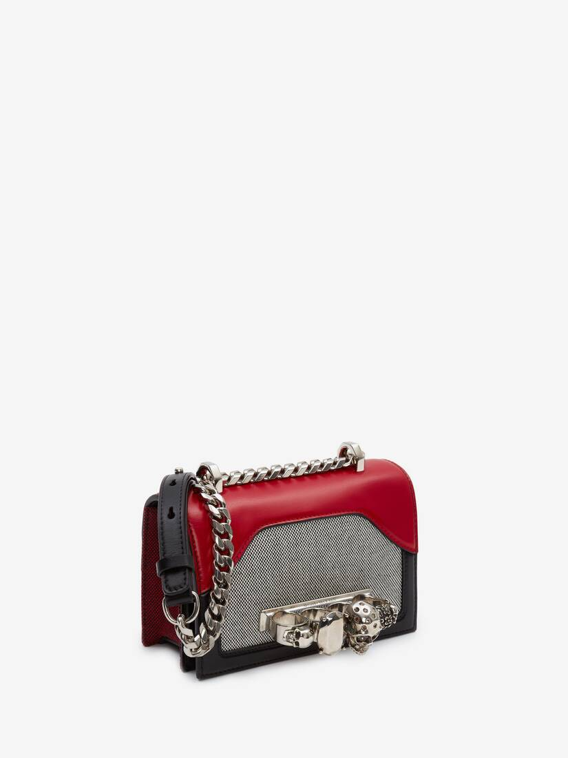 Sac Mini Jewelled Satchel