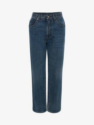 Boyfriend Denim Trouser