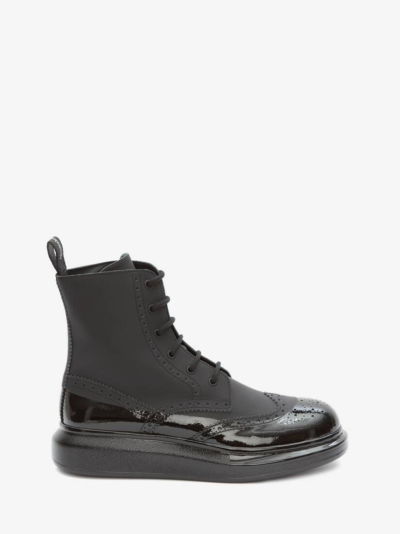 Display a large version of the product image 1 - Hybrid Lace-Up Boot
