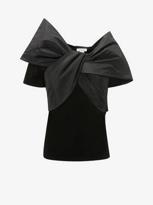 T-shirt Bow