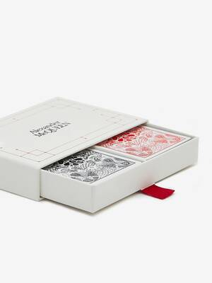 McQueen Playing Cards - Double Pack