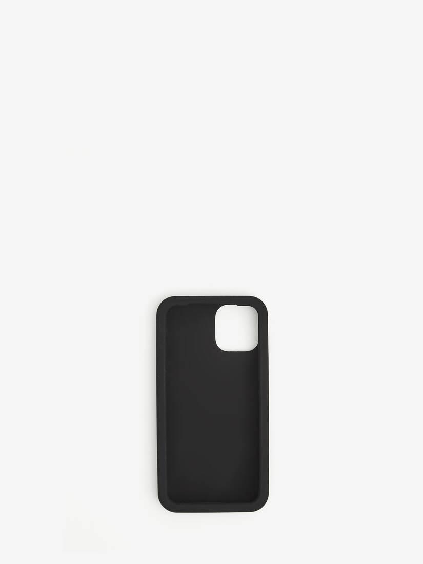 Étui pour iPhone11 Pro à motif signature estampé