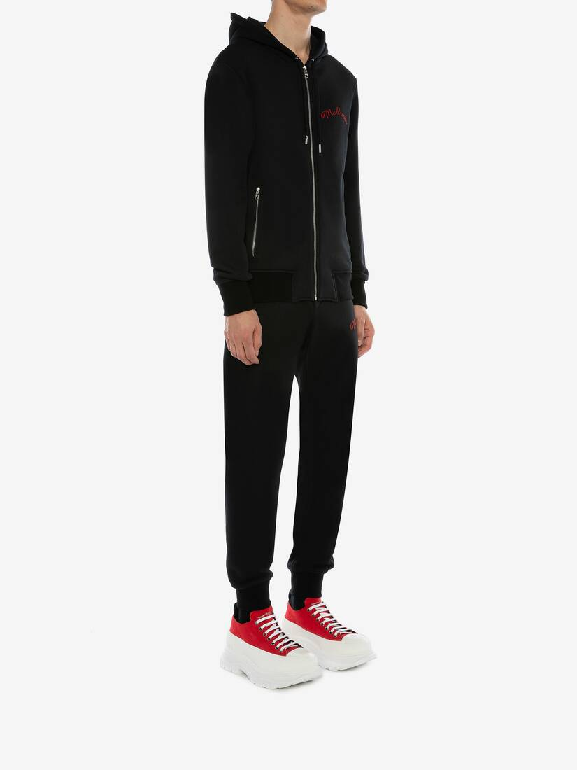 Display a large version of the product image 3 - McQueen Hooded Sweatshirt