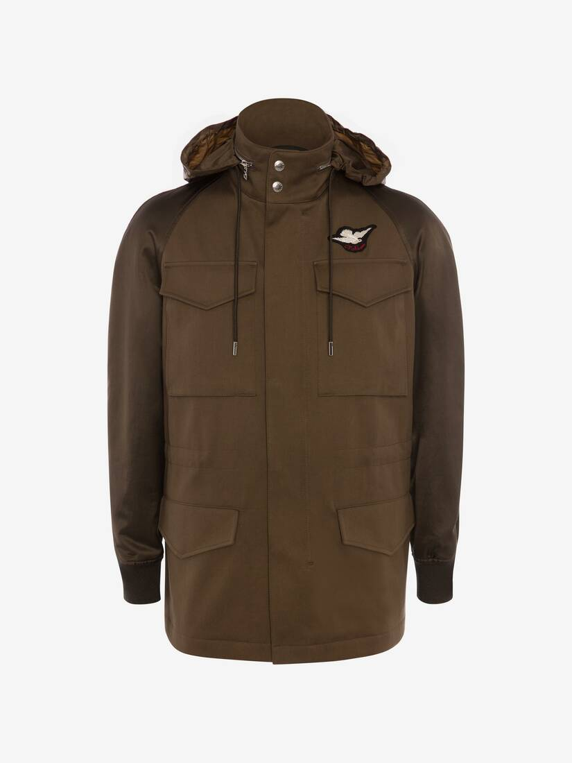 Display a large version of the product image 5 - Field Jacket