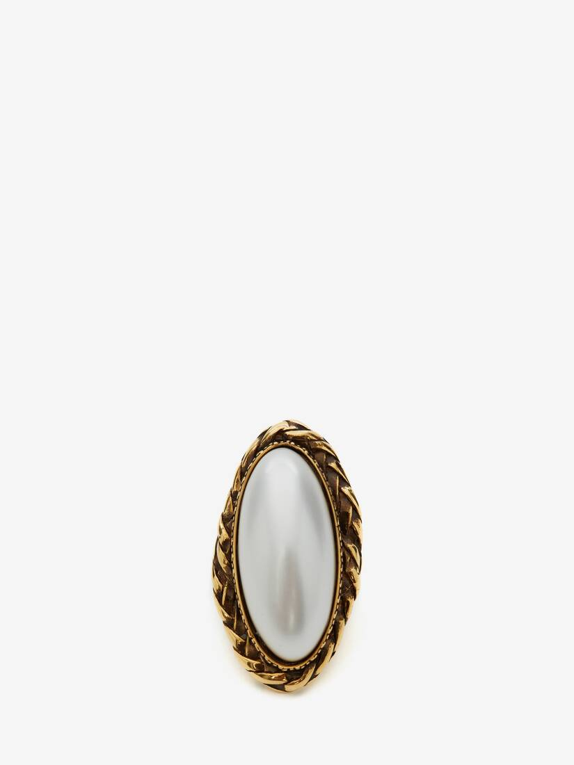 Display a large version of the product image 3 - Anello con Pietra
