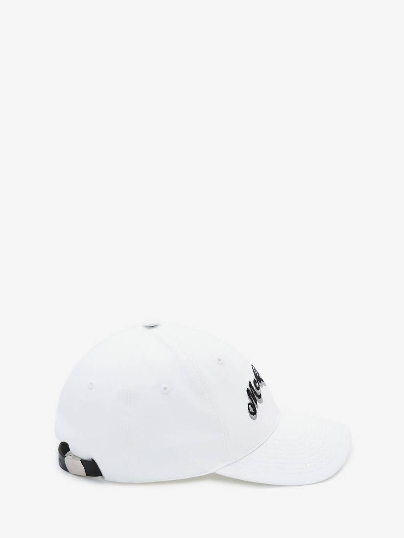 Display a large version of the product image 2 - McQueen Baseball Cap