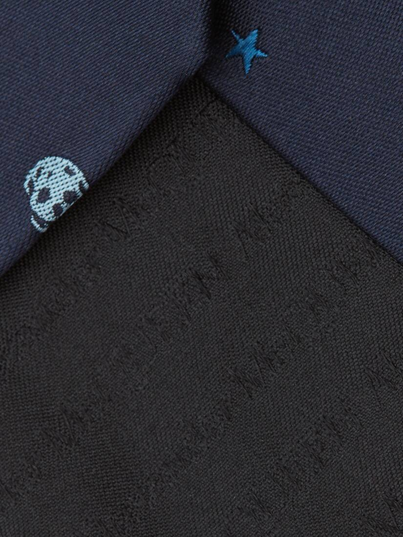 Display a large version of the product image 4 - Star and Skull  Tie