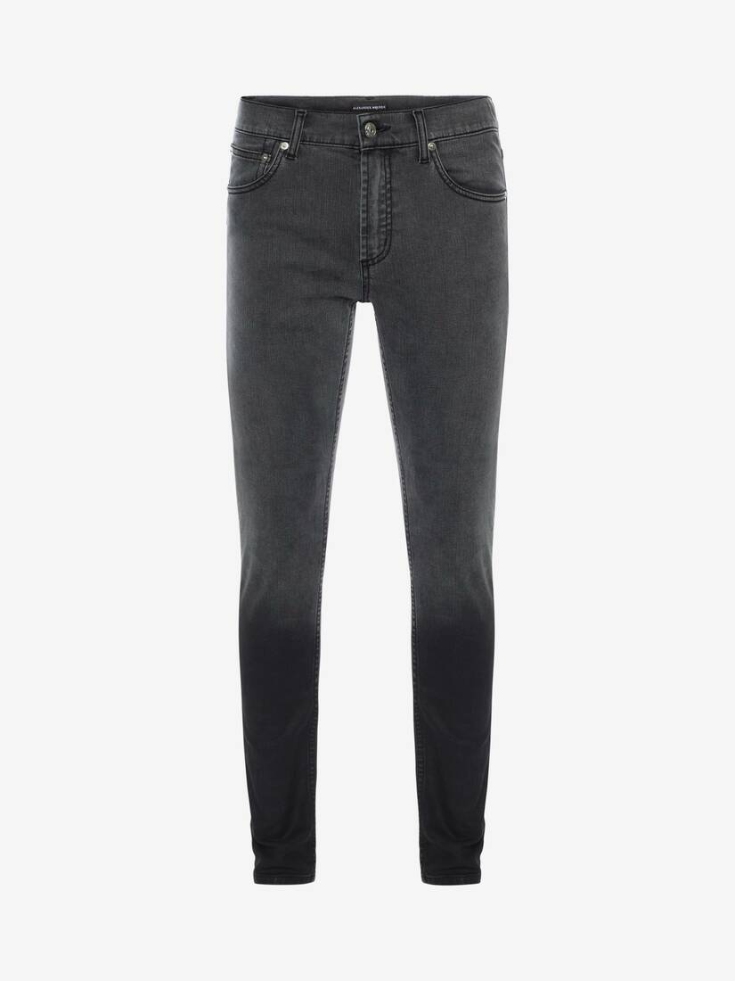 Display a large version of the product image 1 - Black Dégradé Jeans