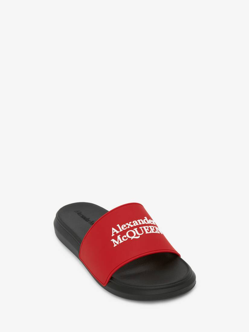 Alexander McQueen Pool Slide