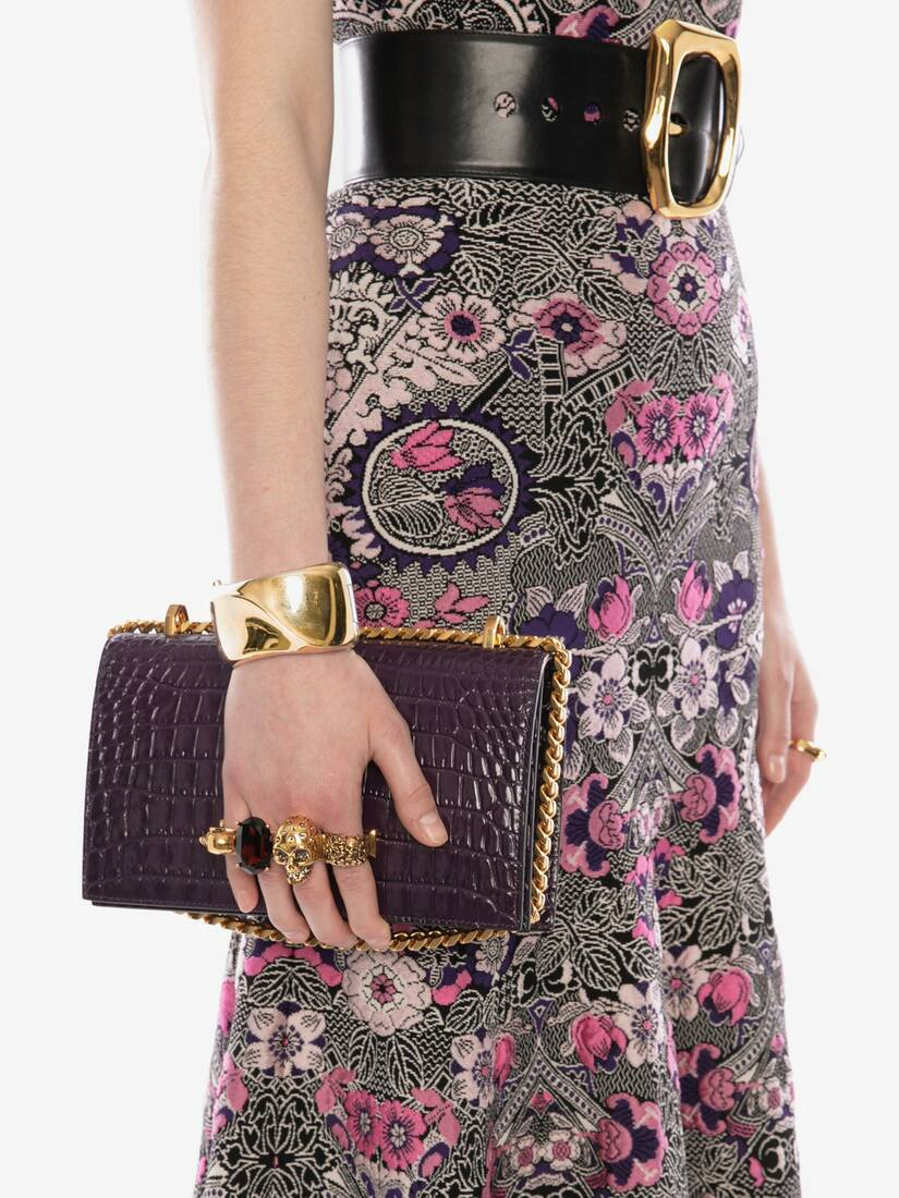 Display a large version of the product image 6 - Jewelled Satchel