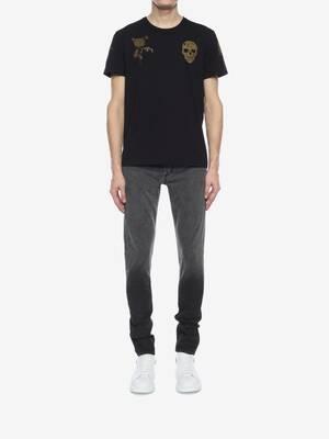 Black Dégradé Jeans
