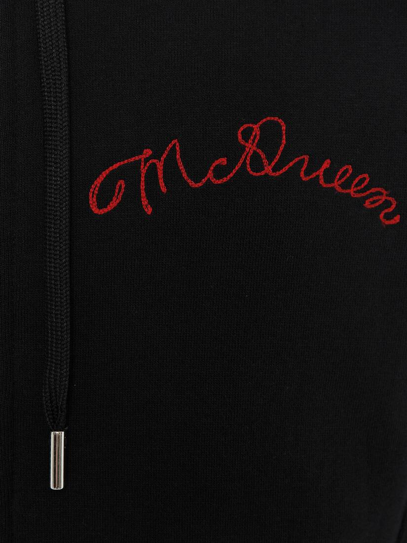 Display a large version of the product image 5 - McQueen Hooded Sweatshirt