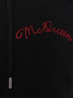 McQueen Hooded Sweatshirt