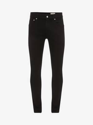 McQueen Classic Denim Jeans