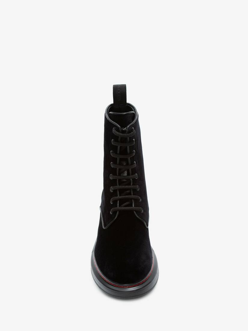 Hybrid Lace Up Boot