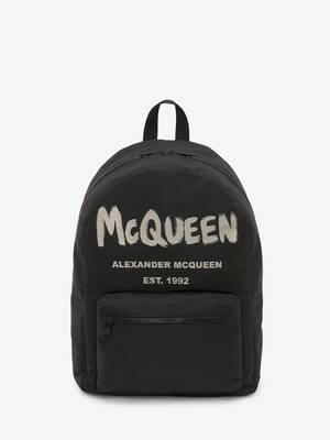 McQueen Graffiti Metropolitan Backpack