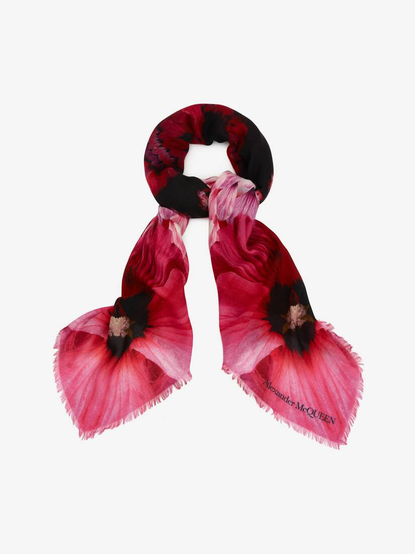 Display a large version of the product image 2 - Paradise Skull Scarf