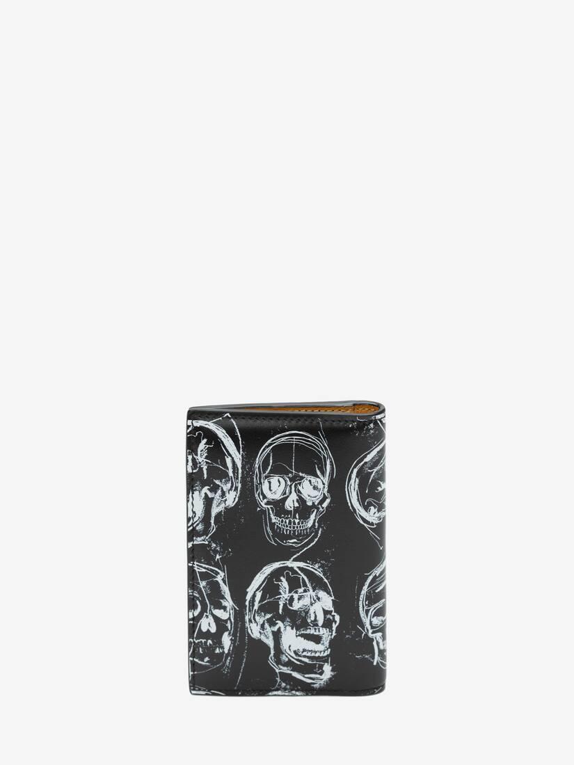大きな製品イメージを表示する 3 - ペインテッド スカル ポケットオーガナイザー