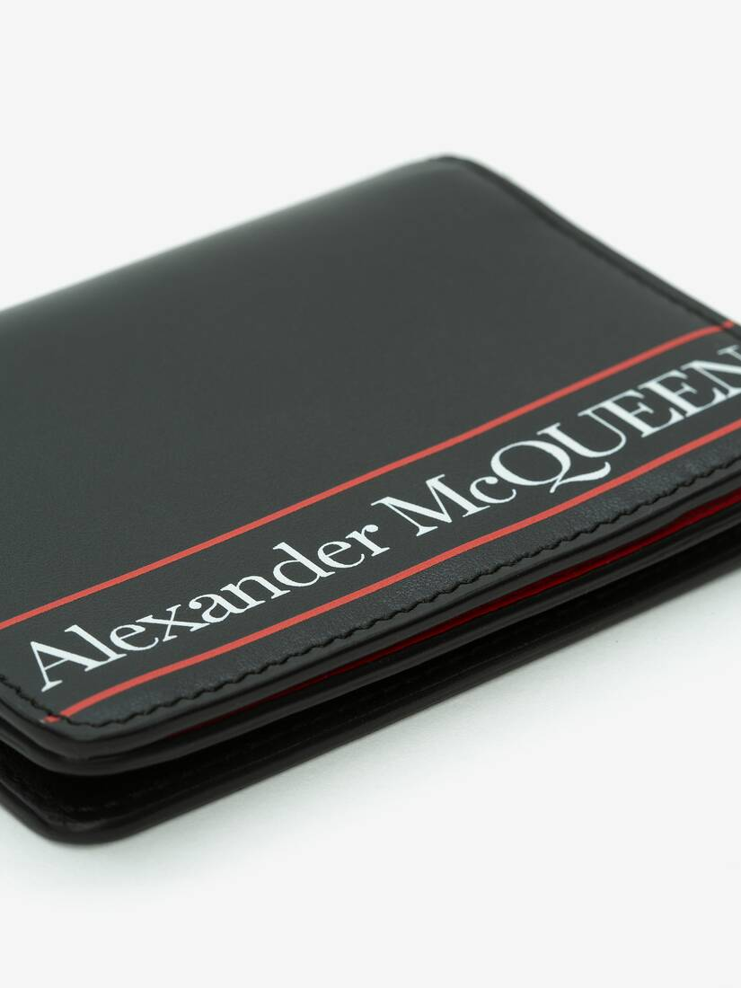 Display a large version of the product image 5 - Alexander McQueen Business Card Holder