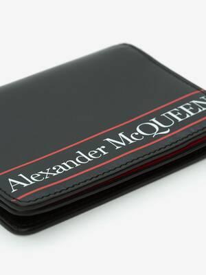 Porte-cartes de visite Alexander McQueen