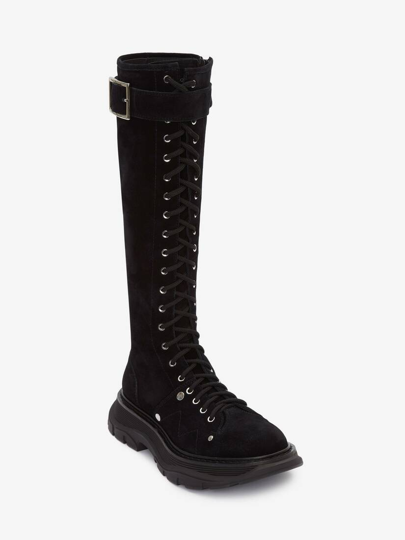 Tread Lace Up Boot