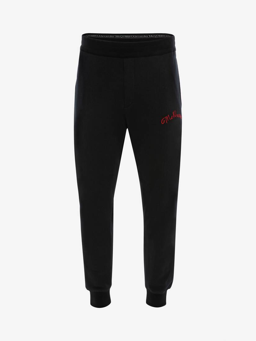 Display a large version of the product image 1 - McQueen Sweatpants