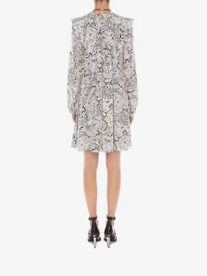 Art Nouveau Mini Dress