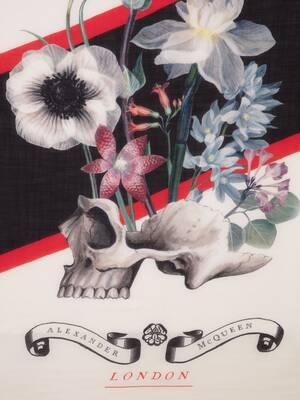Wild Flower Shawl