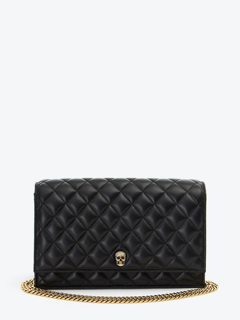 Display a large version of the product image 1 - Medium Skull Bag