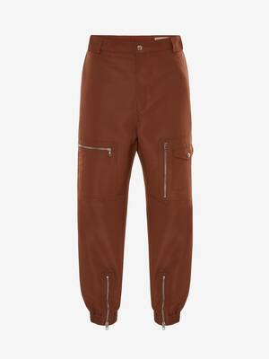 Polyfaille Military Zip Jogger
