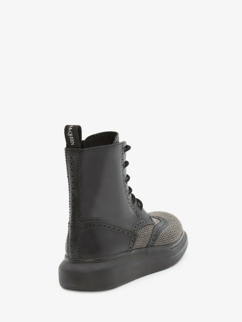 Hybrid Lace-Up Boot