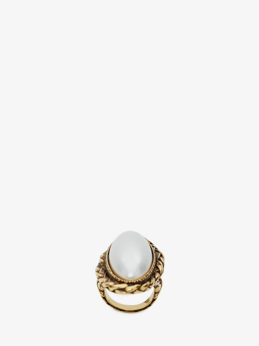 Display a large version of the product image 1 - Anello con Pietra