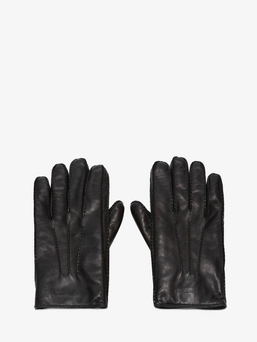 Display a large version of the product image 1 - Leather Gloves