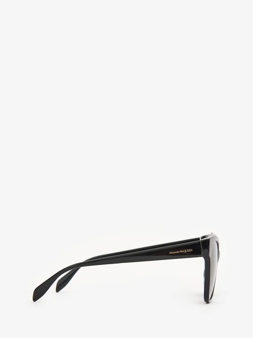Display a large version of the product image 2 - Spider Jeweled Acetate Sunglasses
