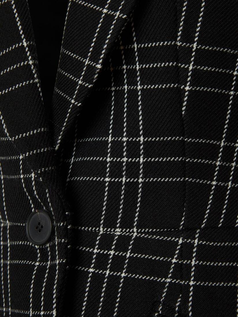 Welsh Check Jacket