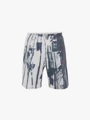 Trompe-l'œil Printed Shorts